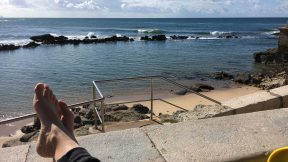 Chillen in Ericeira