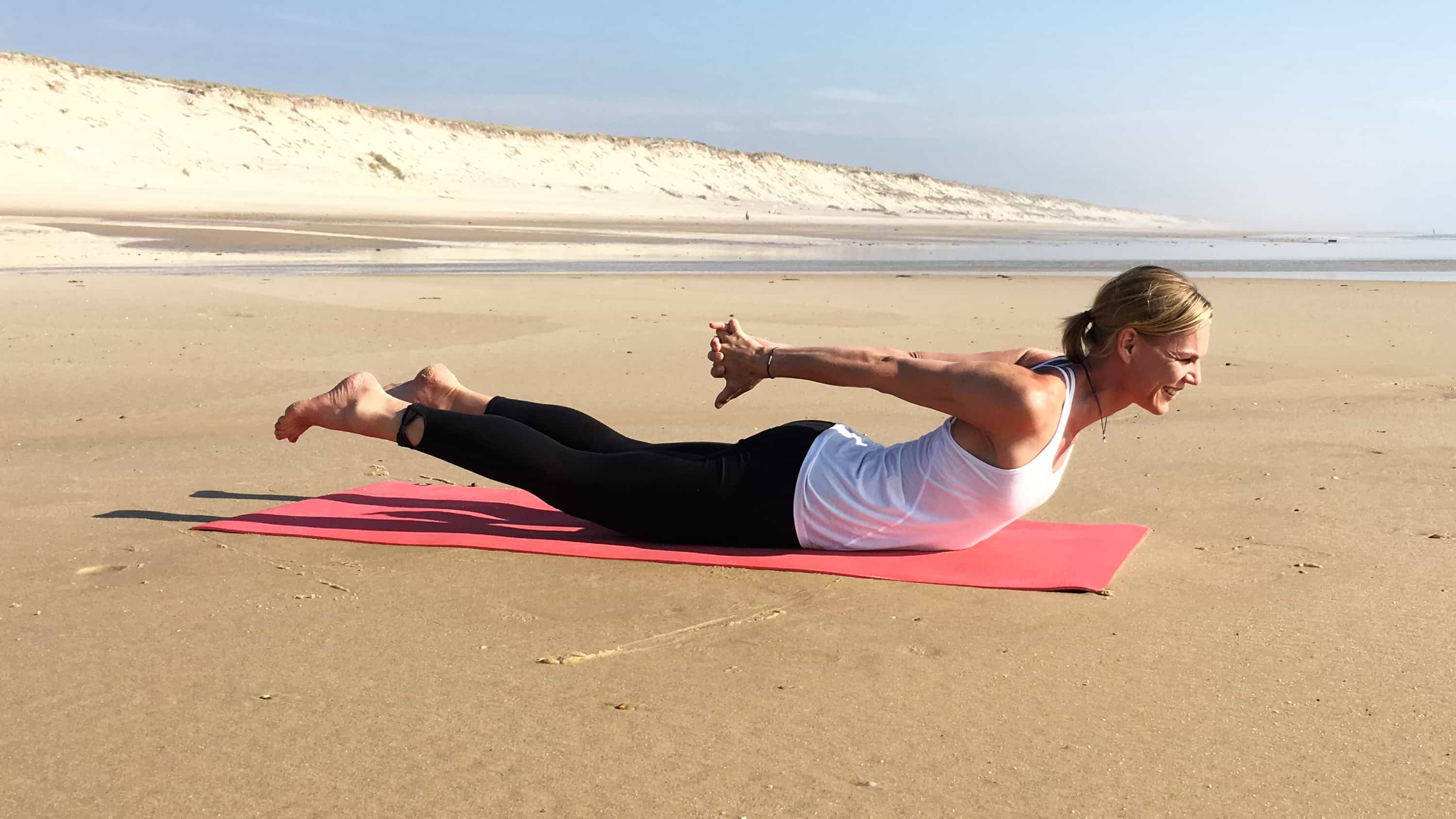 YOGAMOUR plus: Ocean Yoga